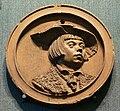 Medaillenmodell Bildnis eines Unbekannten BNM.jpg