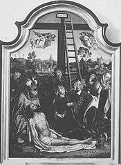 Beweinungsaltar: Beweinung Christi