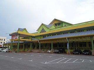 Melaka Public Library library