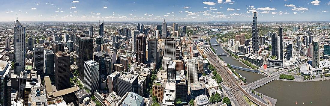 Panoramo de Melburno