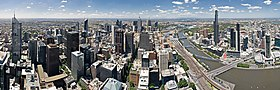 Melbourne Skyline from Rialto Crop - Nov 2008.jpg