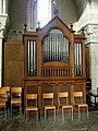 Melesse (35) Église Saint-Pierre Intérieur Orgue.jpg