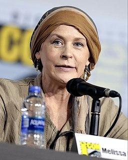 Melissa McBride American actress