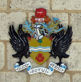 City of Melville - Image: Melville city coat of arms SMC 2006