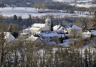 Menthonnex-sous-Clermont Commune in Auvergne-Rhône-Alpes, France