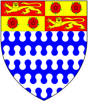 Company of Merchant Adventurers of London - Arms of the Merchant Adventurers