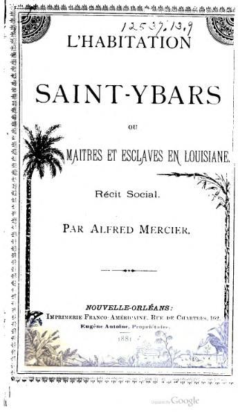 File:Mercier - L'Habitation Saint-Ybars.djvu
