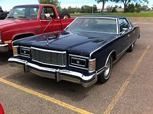 Mercury marquis wikipedia 1975 1978 mercury grand marquis 4 door pillared hardtop publicscrutiny Choice Image