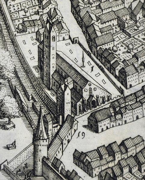 File:Merian Ravensburg Liebfrauenkirche Frauentor Grüner Turm.jpg