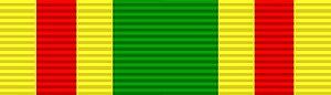William Miranda Marín - Image: Merit Cross