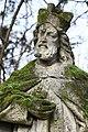 Mesterszállás, Nepomuki Szent János-szobor 2021 12.jpg