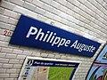 Metro de Paris - Ligne 2 - Philippe Auguste 04.jpg