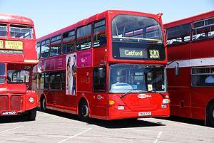 Metrobus bus 930 (YN56 FDD), 2010 North Weald bus rally.jpg