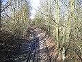 Metropolitan Line railway near Chesham - geograph.org.uk - 133938.jpg
