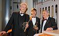 Mettingen St Agatha Konzert Ludwig Guettler Volker Stegmann Friedrich Kircheis 01.JPG
