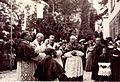 Mgr Adolf Fritzen bénissant une maison.jpg
