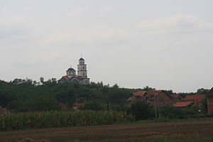 Battle of Mišar - The Mišar Hill where the battle occurred.