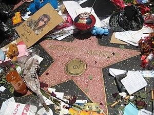 Michael Jackson Ster