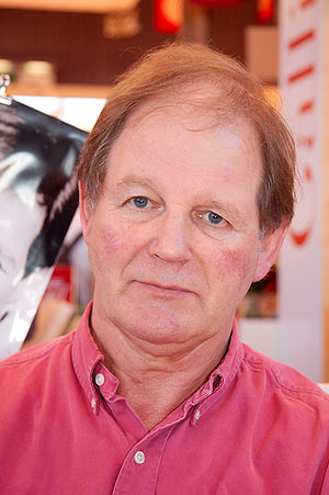 Michael Morpurgo - Morpurgo at a Paris book fair in March 2009