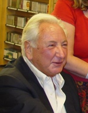 Woodland House - Michael Winner, who owned Woodland House from 1972 to 2013.