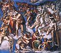 Michelangelo, Giudizio Universale 21.jpg