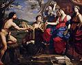 Michele Desubleo - Ulysses and Nausicaa, 1654.jpg