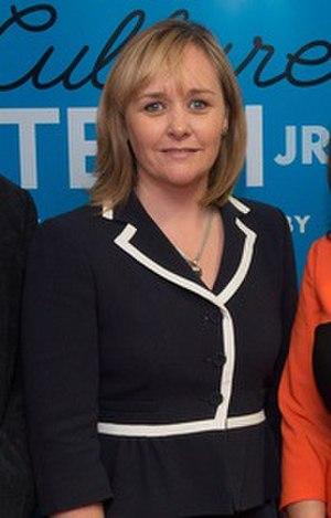 Junior Minister (Northern Ireland) - Image: Michelle Mc Ilveen DUP