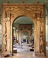 Michelozzo e artisti lombardi, portale del banco mediceo a milano, 1450-1500 ca. 01.JPG