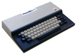 the 1980's Microbee home computer