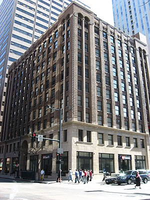 Fisher & Fisher - Image: Midland Savings Building