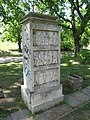 Mihály Tompa Memorial by József Ispánki - Városliget, Budapest.jpg