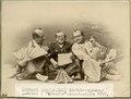 Mikadon, Vasateatern 1890. Rollporträtt - SMV - H10 007.tif