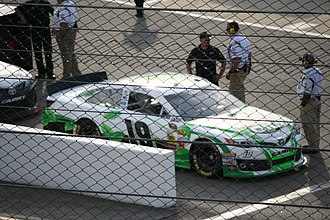 Mike Bliss - Bliss's 2013 Cup car