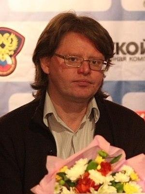 Mikhail Shchennikov - Shchennikov in 2009