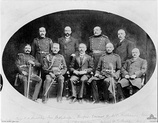 John Hoad Australian general