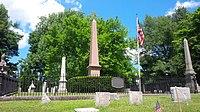 Millard Fillmore Grave.jpg