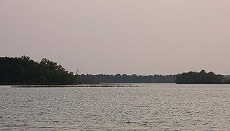 Mille Lacs National Wildlife Refuge - Mille Lacs National Wildlife Refuge in 2015