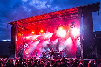 Greenfield Festival - Image: Mindcollision at Greenfield Festival 2016