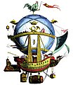 Minerva, an aerial vessel destined for discoveries 1804.jpg