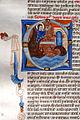 Miniatore di S Alessio in Bigiano - Leaf from Bentivoglio Bible - Walters W151403V - Reverse Detail.jpg