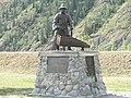 Mining Statue, Dawson City, Yukon (3901926545).jpg