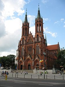 Minor basilica in Bialystok 1.jpg