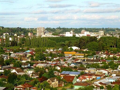 Mirador de Osorno