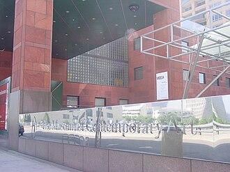 Museum of Contemporary Art, Los Angeles - MOCA, Downtown Los Angeles