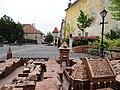 Model of medieval Kőszeg 02.jpg