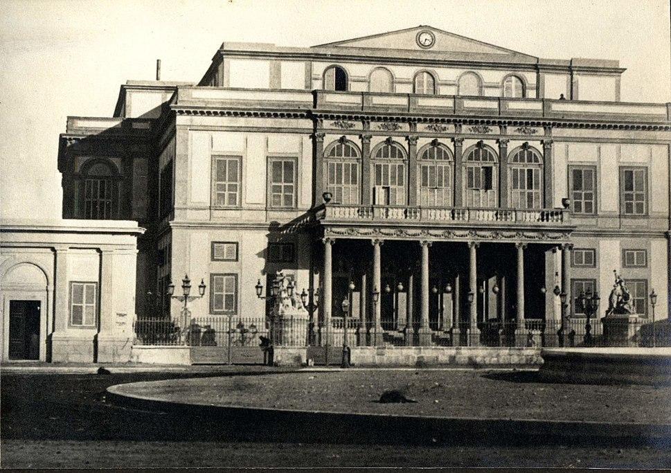 ModernEgypt, Khedivial Opera House, BAP 25178