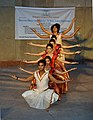 Modern Indian dance, India Habitat Centre, New Delhi, India.jpg