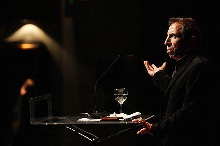 Mohsen Makhmalbaf at Fronteiras do Pensamento Porto Alegre 2011
