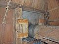 Molen De Prins van Oranje, Bredevoort kap bovenas halslager (3).jpg