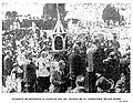 Momento de enterrar el cadáver del Sr. Silvela en el cementerio de San Isidro, foto de Goñi, ABC, 01-06-1905.jpg